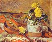 Paul Gauguin - Mandolina and Flowers 1883