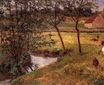 Paul Gauguin - Stream in Osny 1883