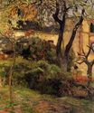 Paul Gauguin - Rouen at spring 1884