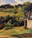 Paul Gauguin - Rouen suburb 1884