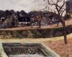 Paul Gauguin - The square pond 1884