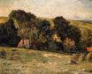 Paul Gauguin - Haymaking near Dieppe 1885