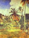 Paul Gauguin - Palm trees on Martinique 1887