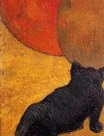 Paul Gauguin - A little cat 1888