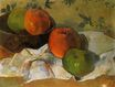 Paul Gauguin - Apples in bowl 1888