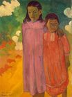 Paul Gauguin - Two sisters 1892