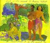 Paul Gauguin - The Messengers of Oro 1893