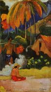 Paul Gauguin - The moment of truth 1893