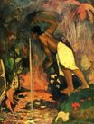 Paul Gauguin - Mysterious Water 1893