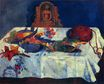 Paul Gauguin - Still Life with Parrots 1902