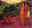 Paul Gauguin - The Invocation 1903