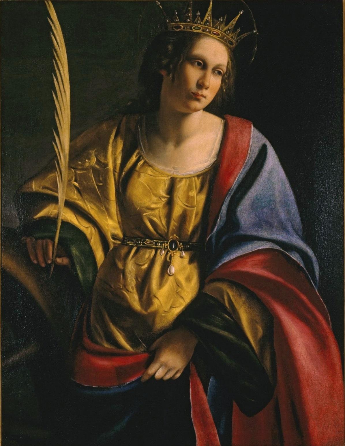 Artemisia Gentileschi - Italian Baroque painter, picture ...