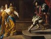 Artemisia Gentileschi - Esther before Ahasuerus 1628-1635
