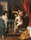 Artemisia Gentileschi - Bathsheba at Her Bath 1640-1645