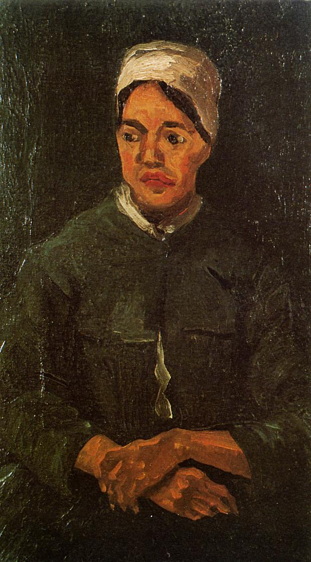 Peasant Woman, Seated 1885