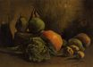 Still Life with Vegetables and Fruit 1885