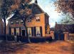 The Vicarage at Nuenen 1885