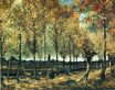 Lane with Poplars 1885