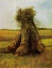 Sheaves of Wheat in a Field 1885
