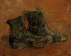 A Pair of Shoes first half 1886