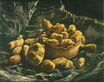 Still Life with an Earthen Bowl and Potatoes 1887