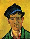 Young Man with a Cap 1888