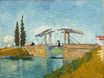 Langlois Bridge at Arles 1888