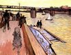 Bridge at Trinquetaille 1888