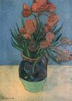 Still Life, Vase with Oleanders 1888