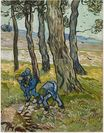 Two Diggers Among Trees 1889
