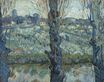 Orchard in Blossom with View of Arles 1889