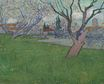 View of Arles with Trees in Blossom 1889