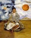 Frida Kahlo - Portrait of Lucha Maria, A Girl from Tehuacan 1942
