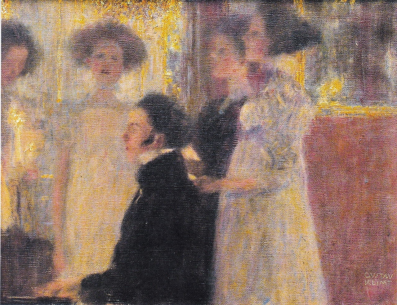 Schubert at the Piano I 1896