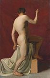 Study of a male nude 1883