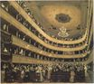 The Old Burgtheater 1888