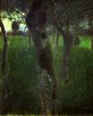 Orchard in the evening 1899