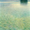 Island in the Attersee 1902