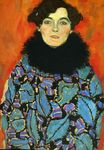 Portrait of Johanna Staude 1917-1918