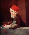 The Boy with Cherries 1859