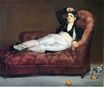 Young Woman Reclining in Spanish Costume 1863