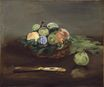 Basket of Fruits 1864