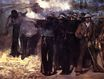 Study for The Execution of Emperor Maximilian 1867