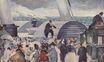 Embarkation after Folkestone 1869