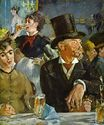 Édouard Manet most famous paintings. At the Cafe-Concert 1879