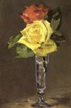 Roses in a Champagne Glass 1882