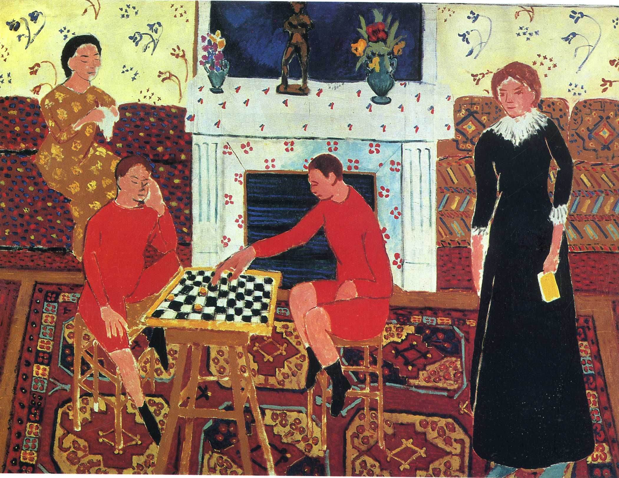 The Family of the Artist 1911