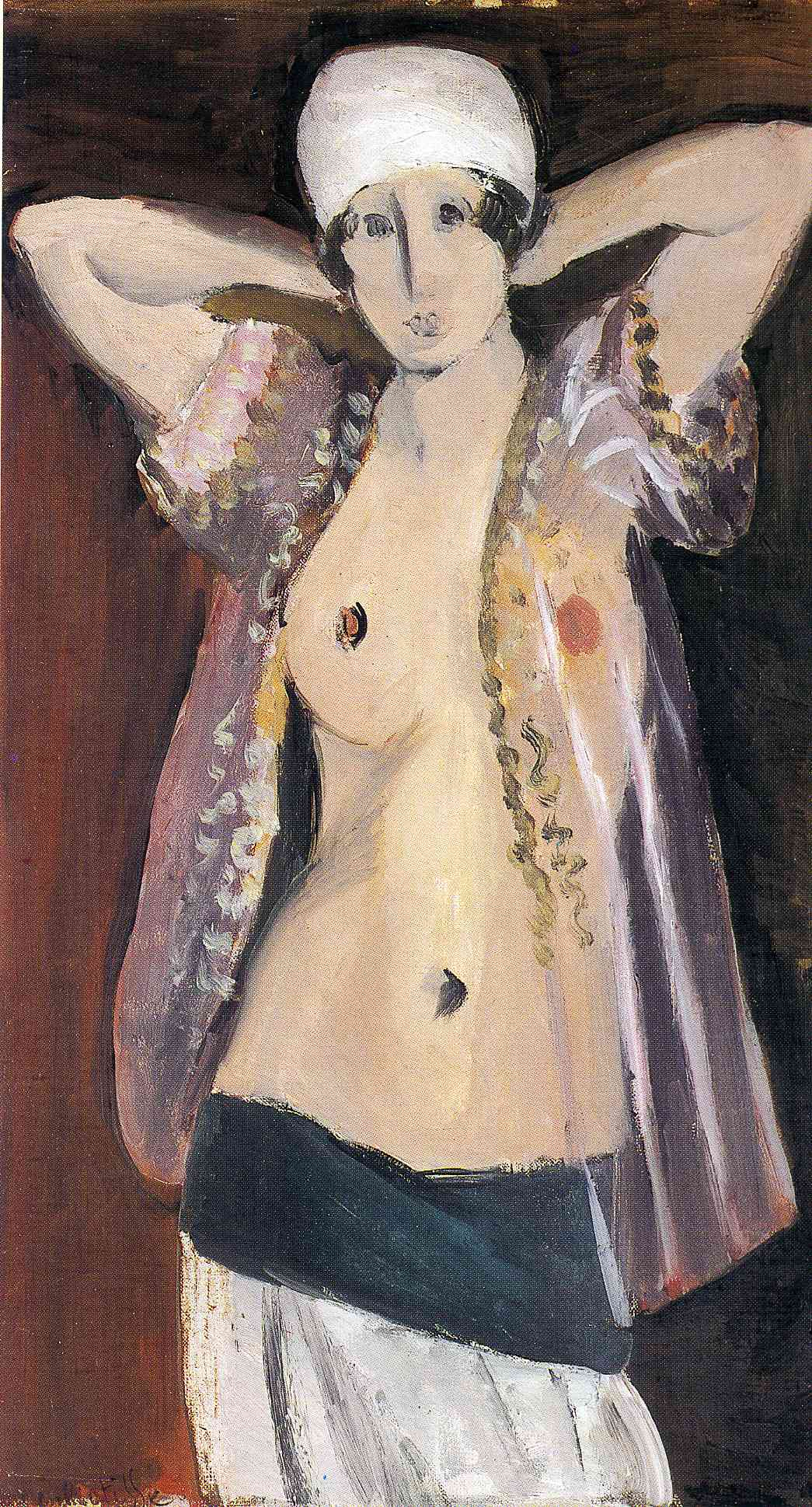 The Transparent Blouse 1924