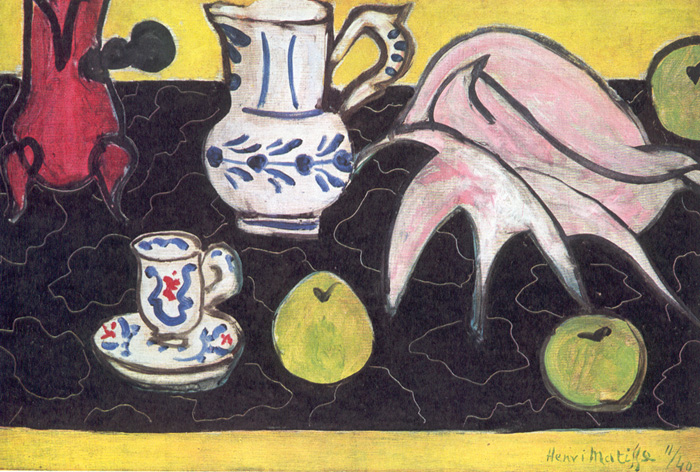 Still Life with a Shell 1940