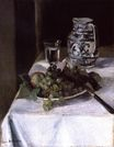Still LIfe with Grapes 1896